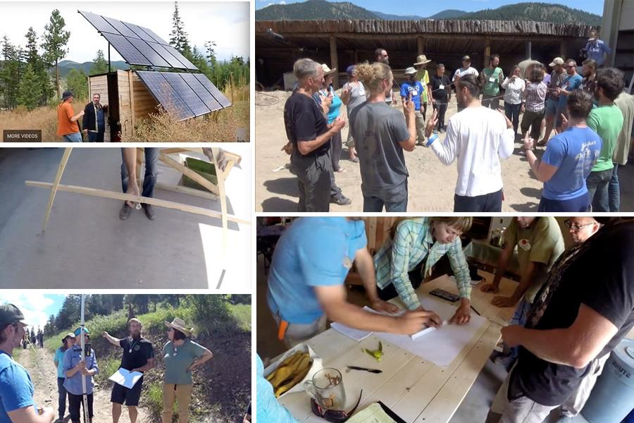 2018 permaculture design course pdc for homesteaders students fandeluxe Image collections