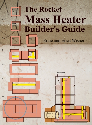 Rocket stove mass heater for Brick rocket stove plans
