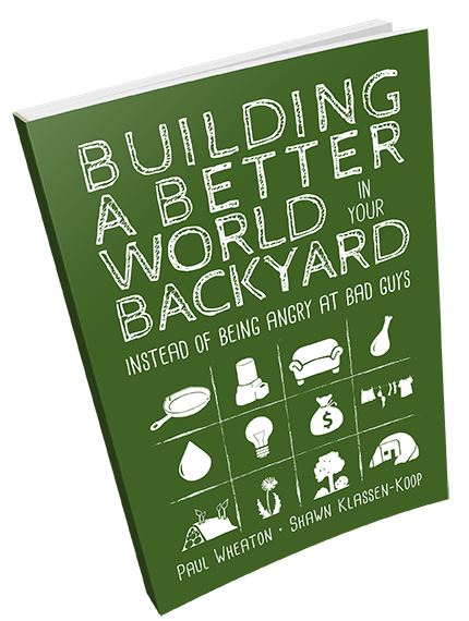 building a better world book