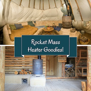 rocket mass heater