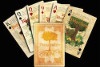 Permaculture Playing Cards for evenings at PDC