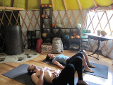 underfloor heating yurt thumb