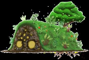 raised-garden-beds-hugelkultur