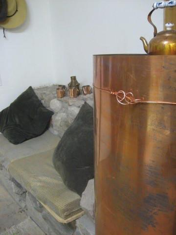 Better wood heat diy rocket mass heater videos for Decorative rocket stove