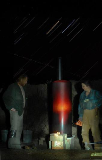 Better Wood Heat Diy Rocket Mass Heater Videos