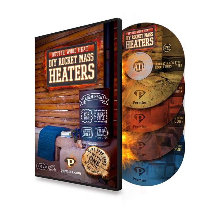 Better Wood Heat DVDs at Richsoil.com